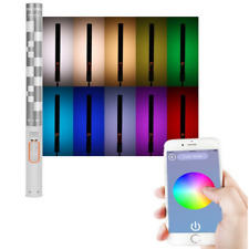 YONGNUO YN360 II 3200k-5500k Handheld LED Video Light RGB Adjustable Color Stick
