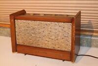 Philco Wood Radio Model 6978