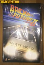 Ready Hot Toys MMS379 Back To The Future Part II Marty McFly Michael Fox Normal