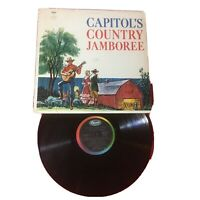 Capitol's Country Jamboree :MERLE HAGGARD, TEX RITTER, SONNY JAMES #SQ-91654 EX+