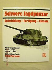 Schwere Jagdpanzer **GERMAN TEXT**