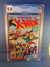 X-men Special Edition #1 1983 Marvel CGC 9.0 Newsstand Edition
