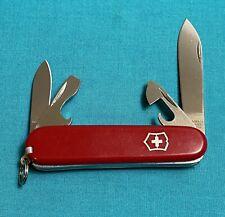 Victorinox Swiss Army Pocket Knife - Red Recruit - Multi Tool