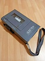 Rare Soviet vintage cassette player Aist. USSR  .