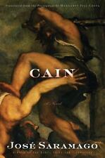 CAIN a biblical novel by José Saramago a Hardcover book FREE SHIPPING jose