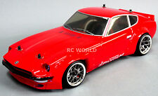 Custom RC 1/10 Drift PANDEM 240z DATSUN 280Z Rocket Bunny AWD Belt CAR RTR