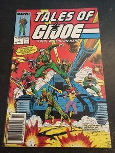 Tales Of Gi-joe#1 Incredible Condition 8.5(1988) 1st Snake-eyes