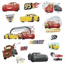 RoomMates Wandsticker Disney Cars Lightning McQueen Wandtattoo Kinderzimmer NEU