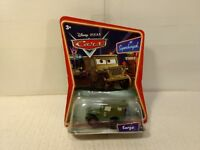 Mattel Disney Pixar Cars Sarge 1:64 Scale Diecast mb1125
