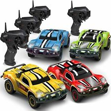 Remote Control Car - Mega Set of 4 Mini Racing Coupe Cars