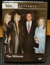 Biography The Hiltons * Paris Nicky Conrad DVD Paris's publicity stunts 2008 NEW