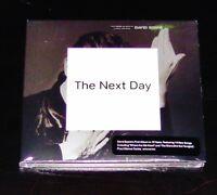 DAVID BOWIE THE NEXT DAY DELUXE EDITION MIT 3 BONUS TITEL CD NEU & OVP
