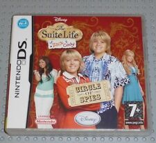 The Suite Life of Zack & Cody: Circle of Spies (Nintendo DS, 2007) - European...