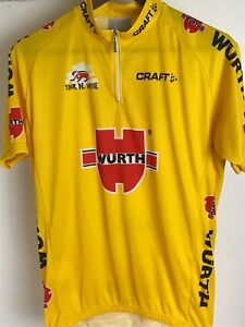 2004 Craft Tour de Suisse Yellow Jersey - XL