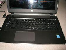 HP Pavillion Model 15-p066us Core I3-4030U 1.90 Ghz 750GB HD 6GB Ram