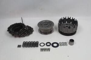 Ducati Hypermotard 796 10-12 Monster OEM Wet Clutch Hub Gear Plates Discs Hub
