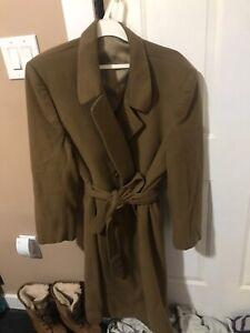 YSL Cashmere vintage Coat