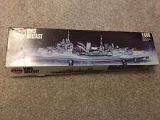 Airfix Warship Kit Series 4 # 04212 HMS Belfast. Scale: 1:600.