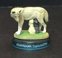 RARE Kaiyodo Timber Wolf With Pups Japan Exclusive Figure