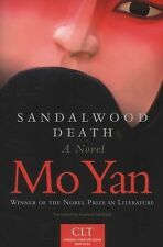 Sandalwood Death: A Novel (Chinese Literature Today Book Series) by Mo Yan