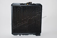 Land Rover Series 3 4 Cyl Petrol / Diesel Copper Core Radiator 577609