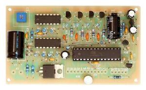 Pulse induction metal detector Clone PI AVR DIY Kit