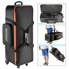 """Neewer Photo Studio Equipment Trolley Carry Bag 38""""x15""""x11"""" with Straps"""