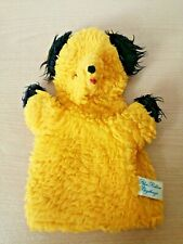 Vintage Sooty Puppet 1974 Sooty And Sweep Show Retro Collectable Puppet Toys