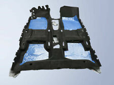 Innenteppich With Insulation Carpet Pavement Black VW Golf 7 VI 5G 4 Doors