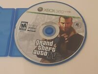 Grand Theft Auto IV 4 XBox 360 - Disc Only