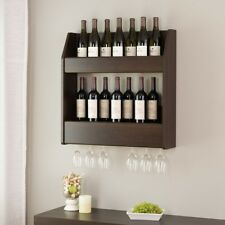 Prepac Wall Mounted Wine Racks Bottle Holders For Sale Ebay