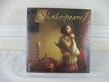 Shakespeare Board Game by Ystari Games Made in Germany~New & Factory Sealed