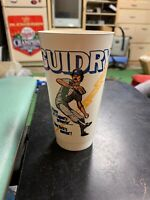 1980 Ron Guidry Yankees Baseball Slush Puppie Collector's Series Cup #19