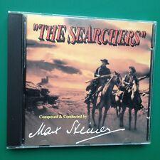 Rare Max Steiner SEARCHERS Complete Film Soundtrack CD John Wayne John Ford 1956