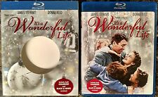 Its a Wonderful Life (2-Disc Blu-ray Set, Color + Black & White, w/ Slipcover)