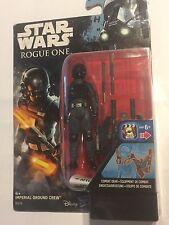 "Star Wars Rogue One Imperial Ground Crew HASBRO 2017 3.8"" 10 cm Figure B7279"