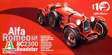 Alfa Romeo 8C 2300 Roadster 1:12 Model Kit Bausatz Italeri 4708