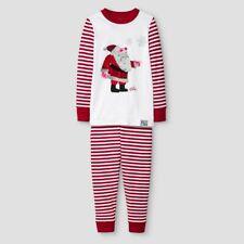 Eric Carle Santa Toddler Christmas Pajama Size 3T