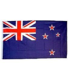 2x3 New Zealand Flag 2'x3' House Banner Grommets