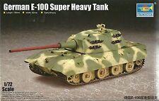 Trumpeter 1/72 (20mm) PZ KPFW e-100 Heavy Tank