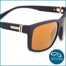 Vonzipper Maxis Sunglasses Black Satin/wildlife Gold Flash Lens