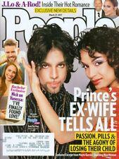 2017 People Magazine: Prince's Ex-Wife Mayte Garcia/Jennifer Lopez & A-Rod