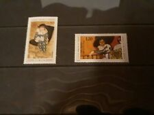 timbre france europa ** neuf n1840/1  1975