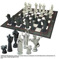 Official Noble Collection Harry Potter Wizards Chess Set nouveau livraison gratuite!