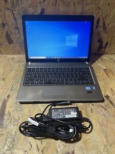 HP Probook 4430s i3 - 2310M @ 2.1 GHz 320 GB HDD 4 GB RAM Win 10 A450