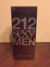 Carolina Herrera 212 SEXY MEN EDT Spray 100ml BRAND NEW £72.00