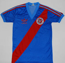 1980-1983 CRYSTAL PALACE ADIDAS AWAY FOOTBALL SHIRT (SIZE LB)