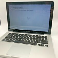 "2011 13"" MacBook 2.3 GHz Core i5 4 GB RAM 320 GB HDD  A1278  #H54"