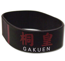 *NEW* Kuroko's Basketball: Team Too Gakuen PVC Wristband by GE Animation