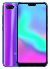 Huawei Honor 10 Mobile Phone 5.84 Inch 4G 24MP 128GB 4GB Dual SIM - Blue - NEW